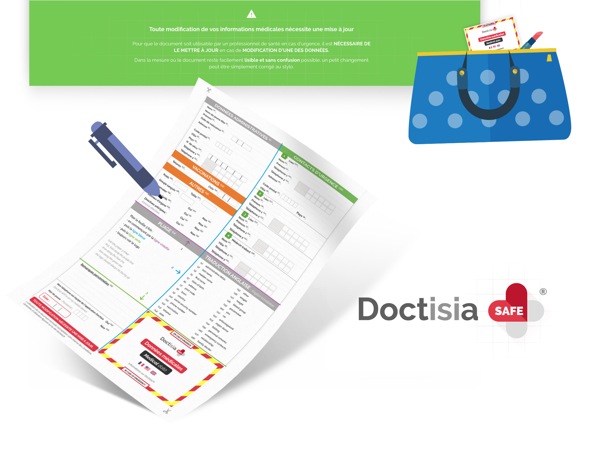 Doctisia SAFE